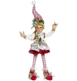 Mark Roberts Fairies North Pole Elves Sweet Shop Elf SM 12.5 inch