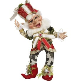 Mark Roberts Fairies Christmas Elves Present Elf SM 11 inch