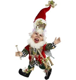 Mark Roberts Fairies Christmas Elves Drummer Boy Elf MD 19.5 Inch