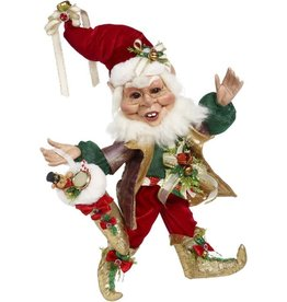 Mark Roberts Fairies Christmas Elves Stocking Stuffing Elf MD 17 Inch