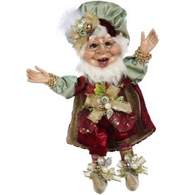 Mark Roberts Fairies Christmas Elves Gift Giving Elf SM 11 inch