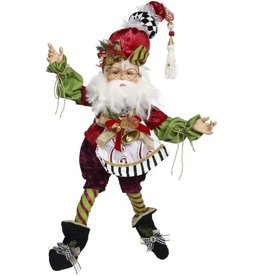 Mark Roberts Fairies North Pole Elves Candy-Maker Elf MD 17.5 inch