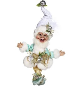 Mark Roberts Fairies Christmas Elves Skating Elf SM 10.5 Inch