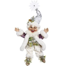 Mark Roberts Fairies Christmas Elves Snow Flakes Magic Elf SM 10.5 Inch