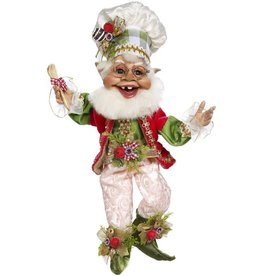 Mark Roberts Fairies Christmas Elves Confectionary Elf SM 10.5 Inch
