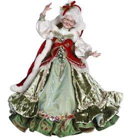 Mark Roberts Fairies Christmas Santas Mrs Claus Christmas Eve 22 Inch