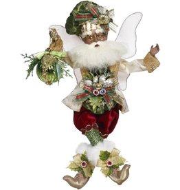 Mark Roberts Fairies Black American Ornament Fairy SM 9.5 inch