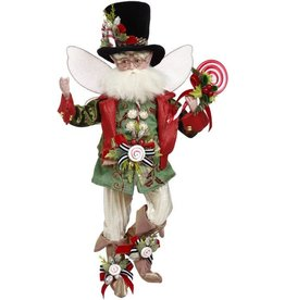 Mark Roberts Fairies Christmas Peppermint And Holly MD 17 Inch