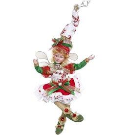 Mark Roberts Fairies Christmas Peppermint Patty Fairy SM 9.5 Inch