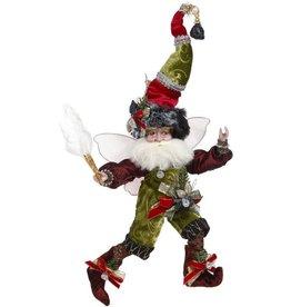 Mark Roberts Fairies Christmas Coal Stocking Fairy SM 9.5 Inch