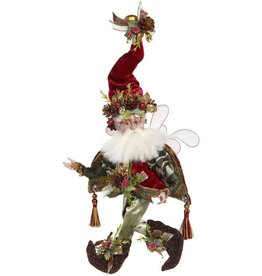Mark Roberts Fairies Christmas Fairy Of Christmas Past SM 10.5 Inch