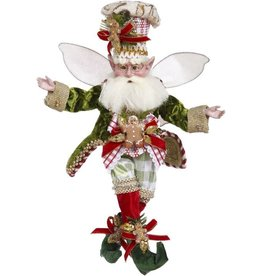Mark Roberts Fairies Christmas Gingerbread And Spice Fairy SM 11 Inch