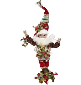 Mark Roberts Fairies Christmas Jingle Bells Fairy SM 10 Inch