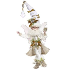 Mark Roberts Fairies Christmas Snowy White Fairy SM 9.5 Inch