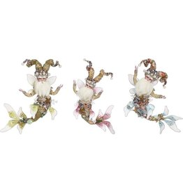 Mark Roberts Fairies Under The Sea Merman Neptune Fairy Set of 3 SM 11.5 Inch