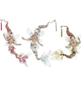 Mark Roberts Fairies Under The Sea Mermaid Fairy Set of 3 LG 20 Inch
