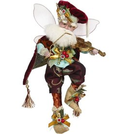 Mark Roberts Fairies Christmas Violinist Fairy SM 10.5 Inch