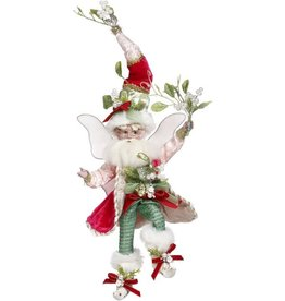 Mark Roberts Fairies Christmas Mistletoe Fairy SM 9 Inch