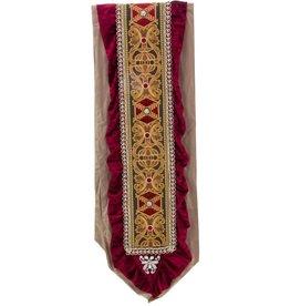 Grand Palace Jewel Table Runner 7FT
