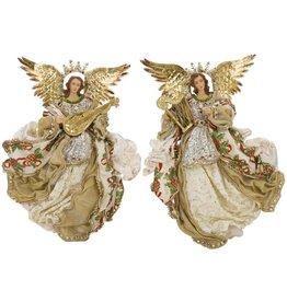 Golden Flying Angels 18 Inch Set