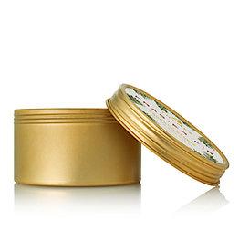 Frasier Fir Candles Travel Tin 2.5oz Gold
