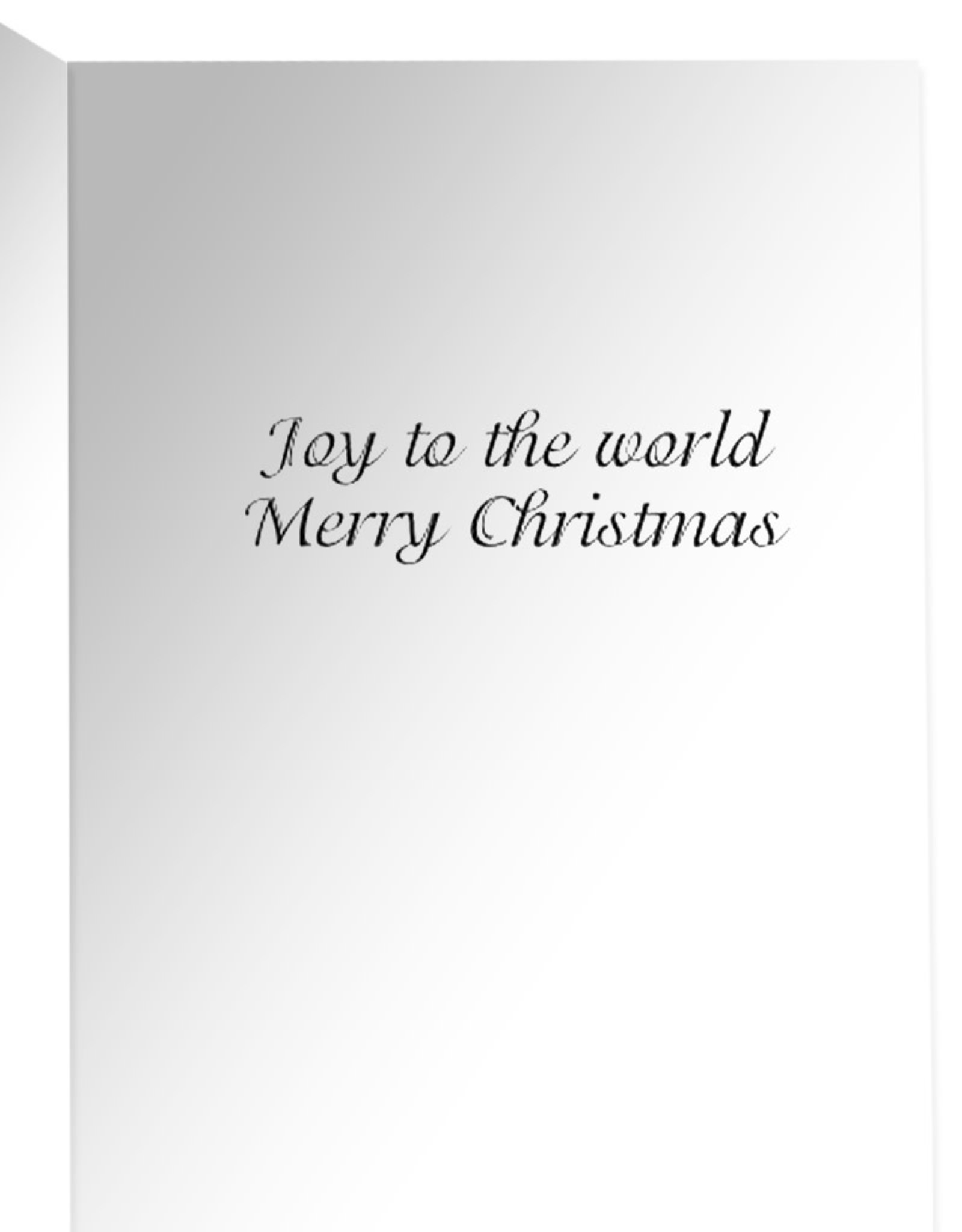 Caspari Angel In Excelsis Deo Boxed Christmas Cards 16pk