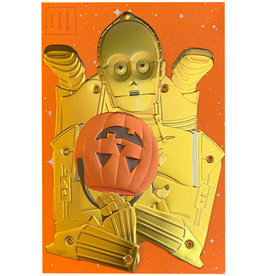 PAPYRUS® Halloween Cards Disney Star Wars Poseable C-P30