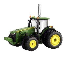 Kurt Adler John Deere Tractor 8345R Series Farming Christmas Ornament