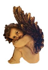Angelic Cherub Sitting - B