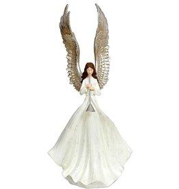 Elegant Angel W Trumpet 18.5 Inch