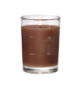 Aromatique Cinnamon Cider Candle 2.7 Oz Glass Votive