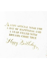PAPYRUS® Birthday Card Life is Sweet Floral Cake