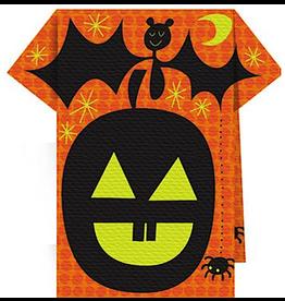 Halloween Napkins 16pk Not So Scary Bat And Pumpkin