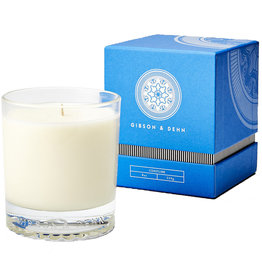 Gibson & Dehn Coastline Single Wick Candle 9oz Glass Votive