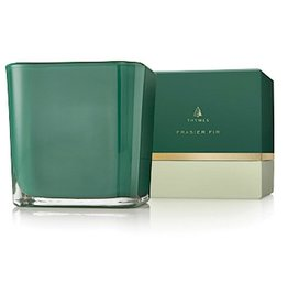 Frasier Fir Candles Large Grand Noble Emerald Candle 15 Oz