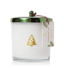 Frasier Fir Limited Exclusive Candle With Green Tin Lid 13 Oz