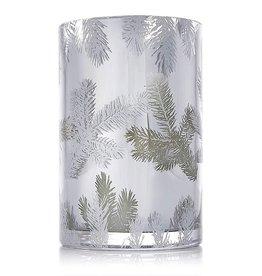 Frasier Fir Statement Luminary Candle Medium 20 Oz Silver