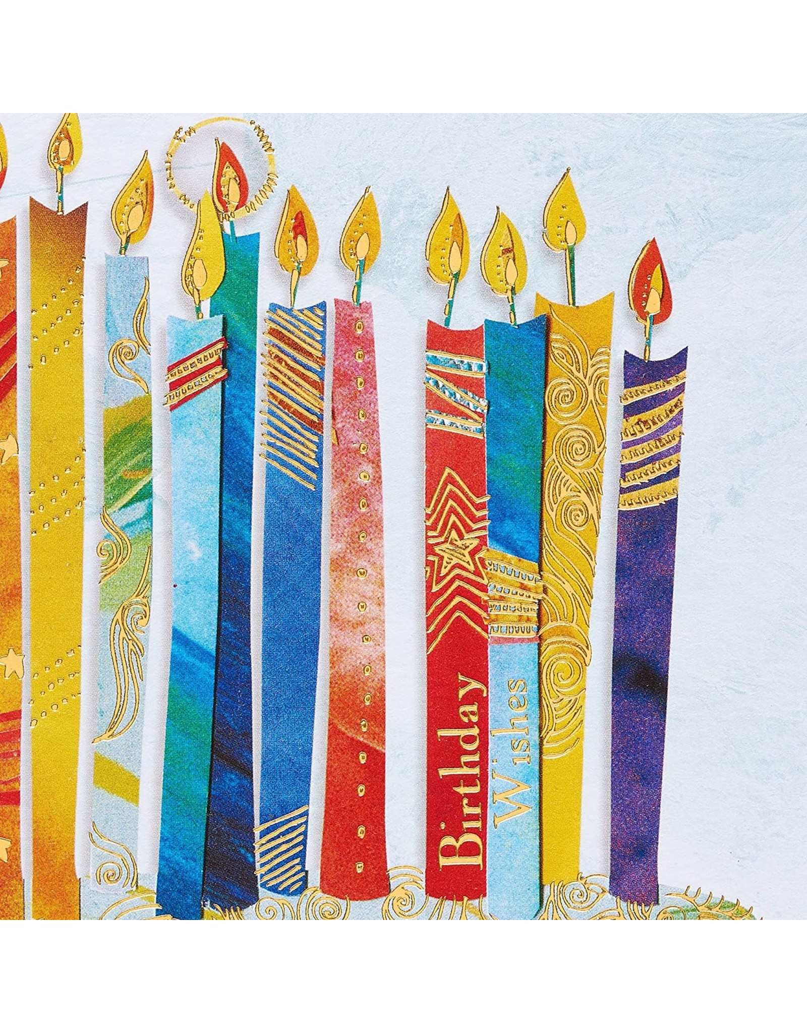 PAPYRUS® Birthday Cards Birthday Wishes Candles