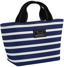 Scout Bags Nooner Lunch Box Cooler Tote Nantucket Navy