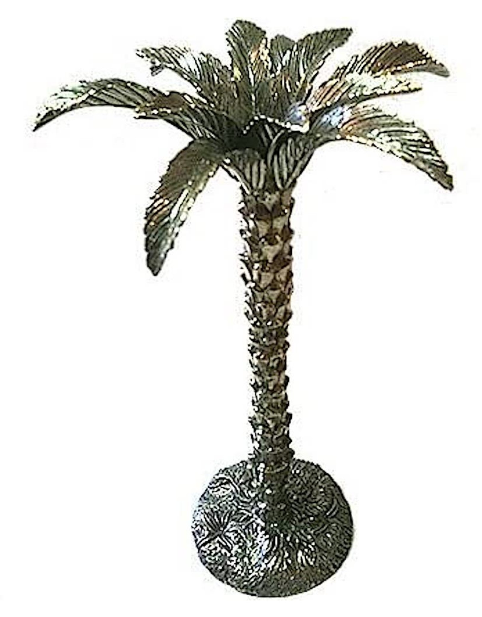 Candle Holder Palm Tree Candlestick Holder