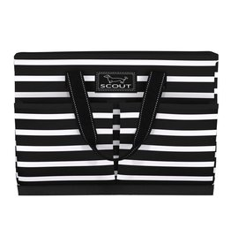 Scout Bags The BJ Bag Pocket Tote Bag Fleetwood Black