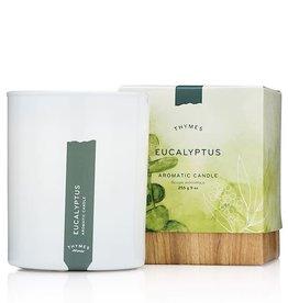 Eucalyptus Candle Glass Jar Candle 9 Oz