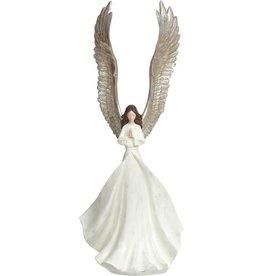 Elegant Angel Figurine Standing 35 Inch