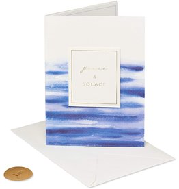 PAPYRUS® Sympathy Card Peace And Solace