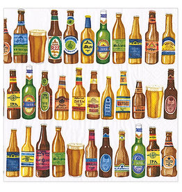 Caspari Paper Cocktail Napkins 20pk 99 Bottles