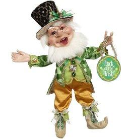 Mark Roberts Fairies Irish St Patrick's Elves Sneaky Leprechaun Elf MD 19 Inch