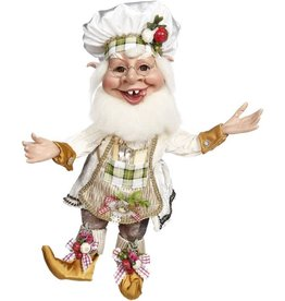 Mark Roberts Fairies Sous Chef Elf MD 17.5 Inch