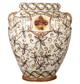 Florentia Umbrella Stand 18H Decorative Planter - Vase