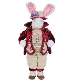 Karen Didion Royal Elegance Boy Bunny Easter Spring Collectible
