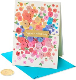 PAPYRUS® Mothers Day Card Flower Cascade